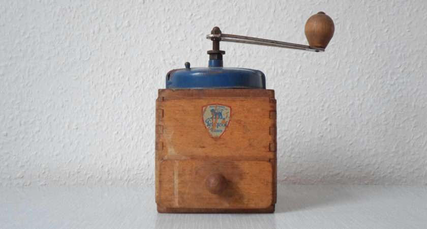 Vintage Peugeot Res Coffee Grinder Mill Horsesforcourses