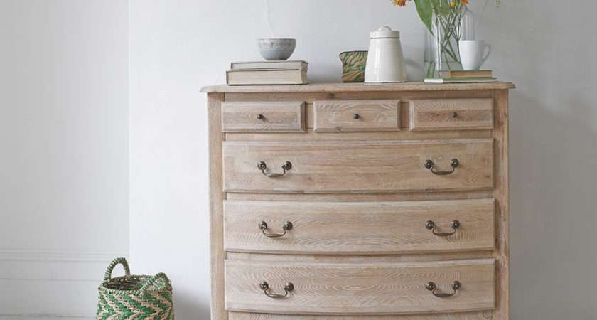 Vintage Style Chest Drawers Audrie Loaf