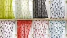 Voile Panel Curtain Great Designs