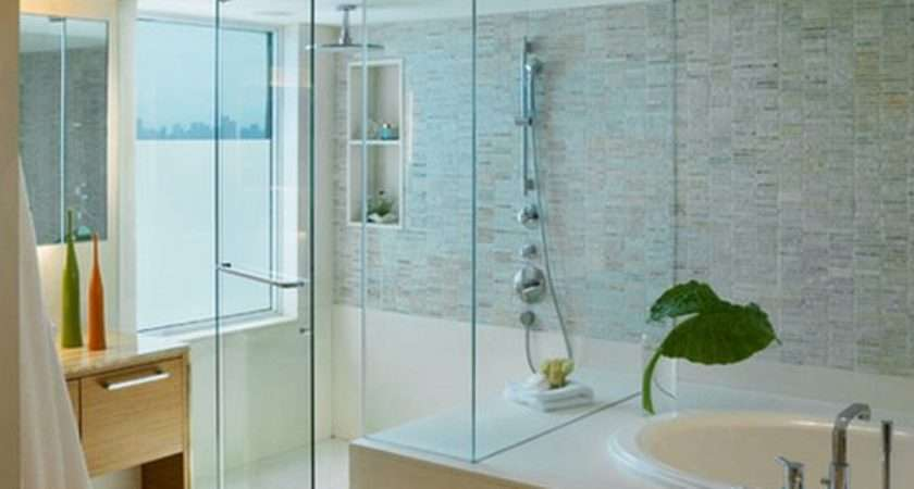 Walk Shower Design Ideas Can Put Your Bathroom