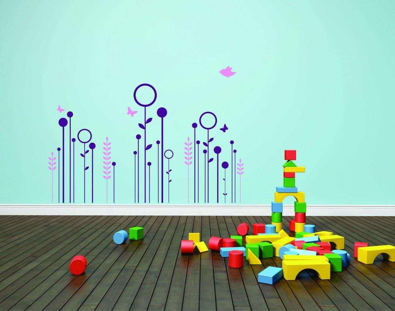 Wall Decals Stickers Kids Room Design