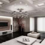 Wall Decoration Living Room Design Ideas