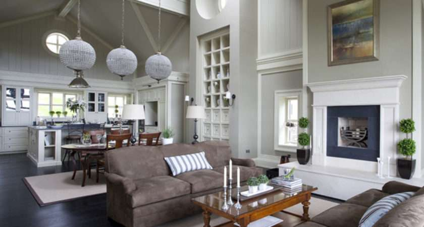 Wall Morris Design New England Style House Kerry