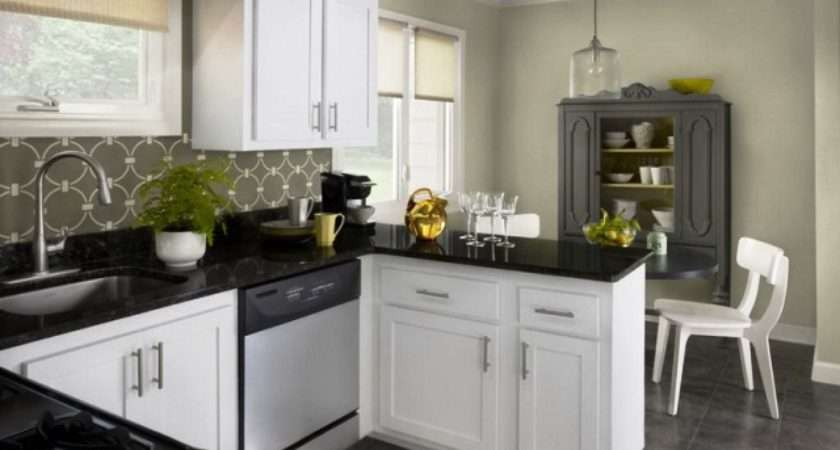 Wall Paint Colors Kitchen Cabinets
