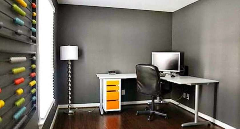 Wall Painting Ideas Office