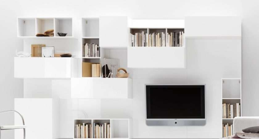 Wall Unit Modern Units Contemporary Furniture