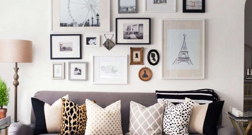 Walls Instantly Add Sense Sophistication Glamour