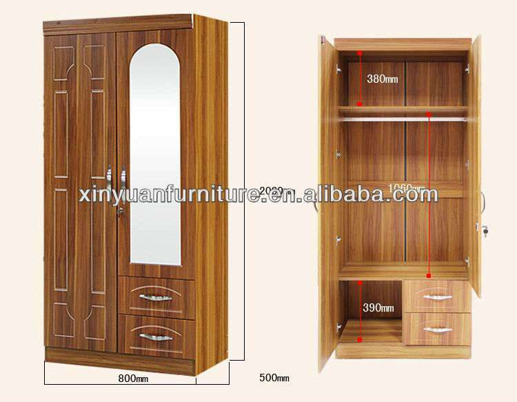Wardrobe Closet Latest Door Design Painting Doors