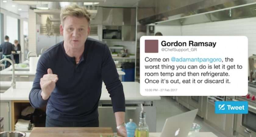 Watch Gordon Ramsay Answers Good Ridiculous Cooking