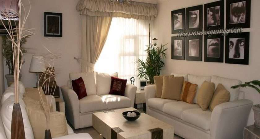 Ways Decorate Living Room Simple