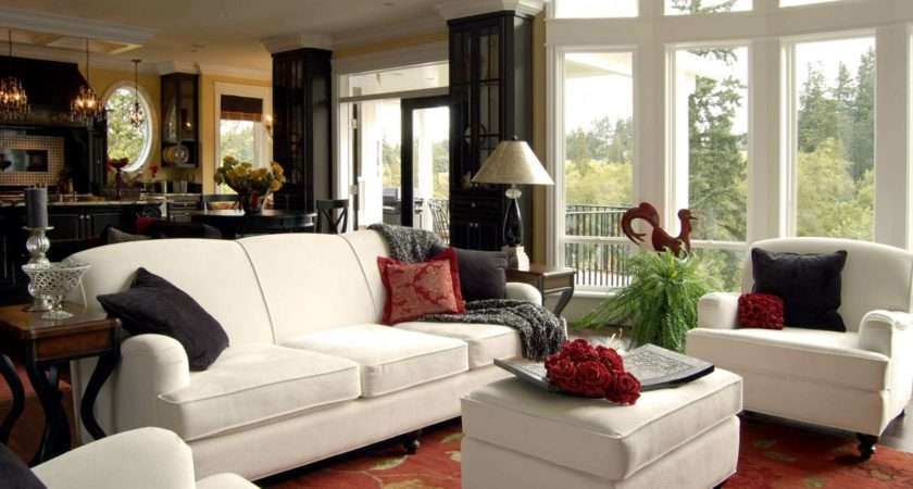 Ways Decorate Living Room Small Home Remodel Ideas