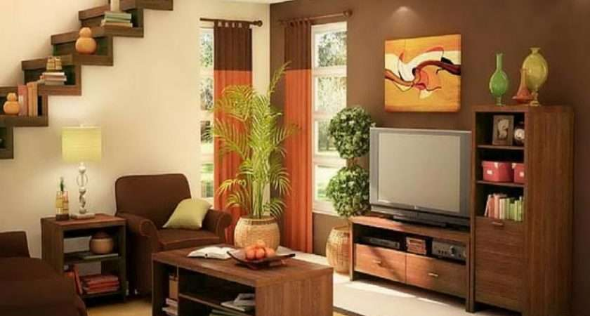 Ways Decorate Living Room Some Simple
