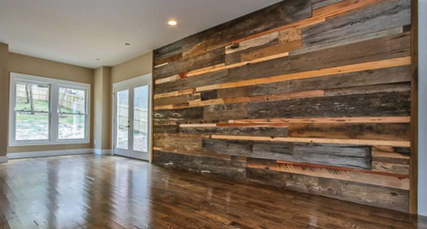 Ways Reclaimed Wood Your Home Marcelle Guilbeau