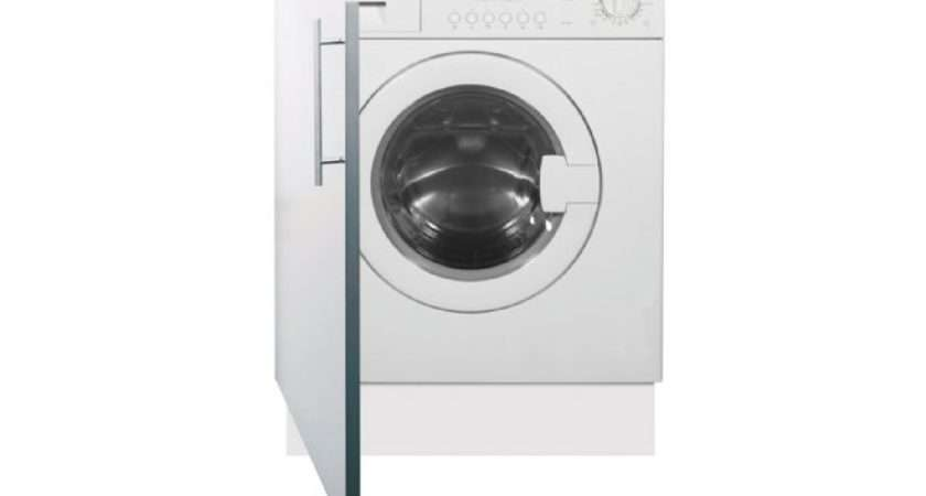 Wdi Wide Fully Integrated Electronic Condenser Washer Dryer