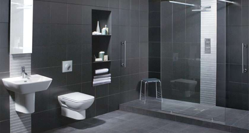 Wet Room Bathroom Vintage Modern