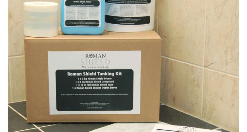 Wetroom Kits Glass Wetrooms Tanking