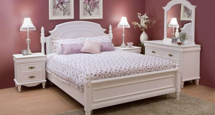 White Bedroom Furniture Decorating Ideas All