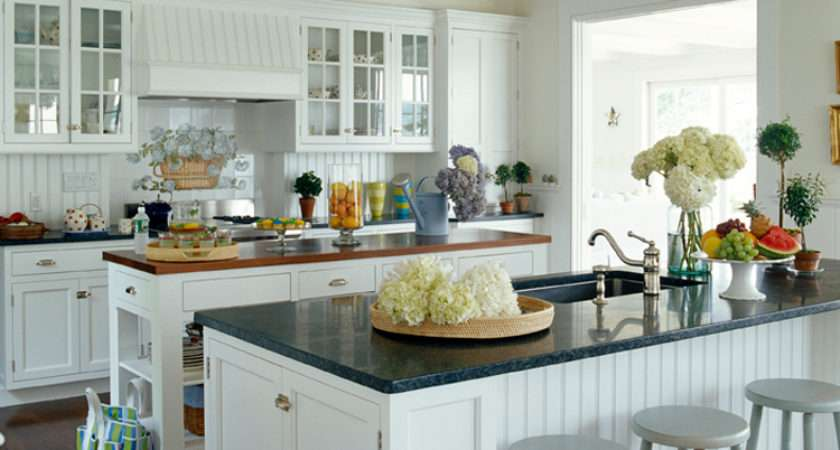 White Kitchens Interior Designer Charlotte Decorator