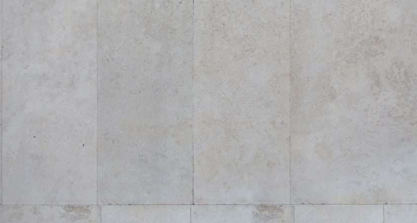 White Stone Wall Texture Old Clean Italian