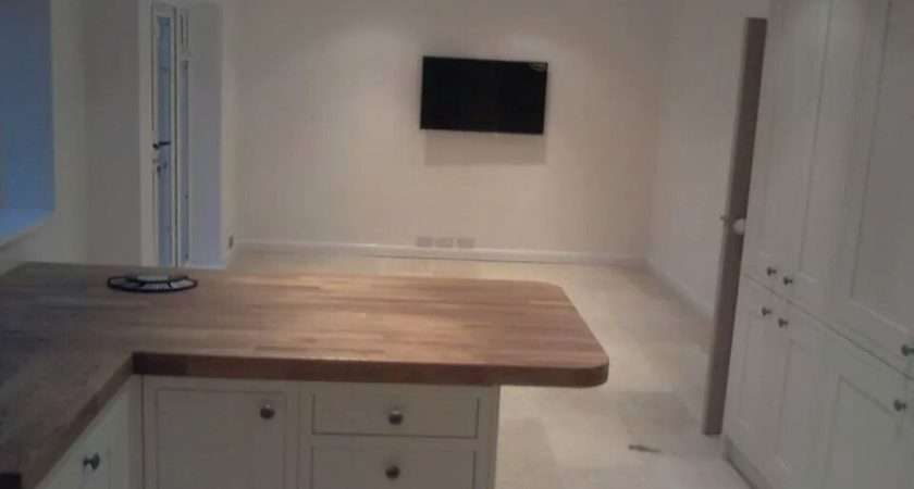 Wickes Kitchen Which Looks Great Worktops Upgraded