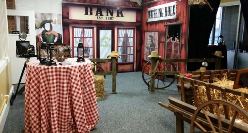 Wild West Theme Party Ideas Country