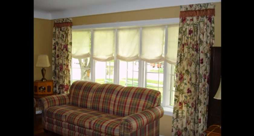Window Coverings Bay Windows Curtains Shades