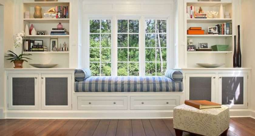 Window Seats Cozy Space Saving Great