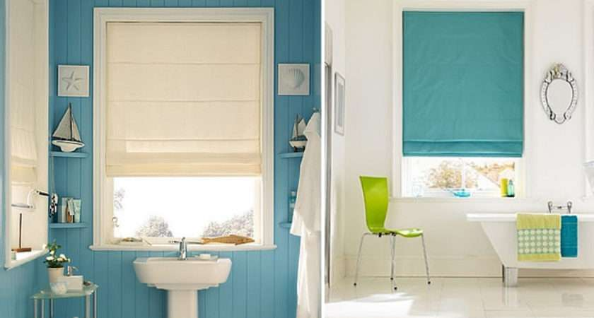 Window Treatments Roman Blinds Design Tabloid