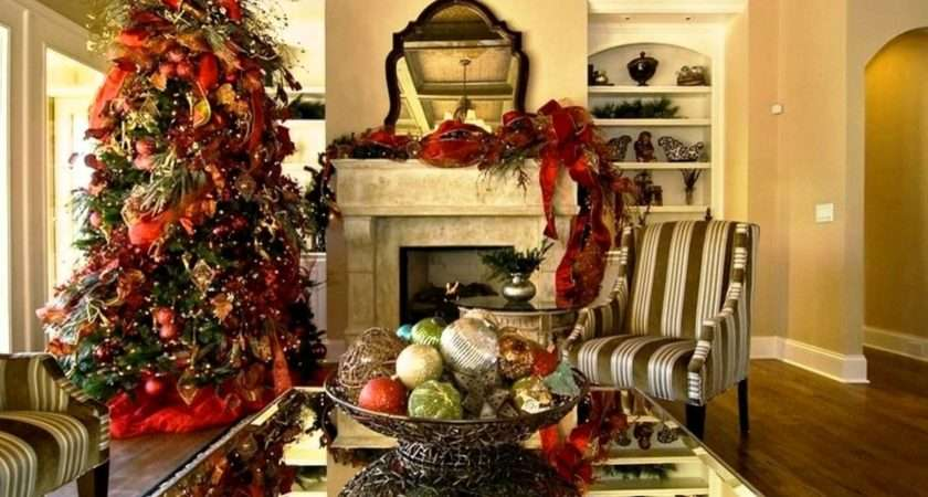 Wonderful Christmas Interior Decorating Ideas Youtube