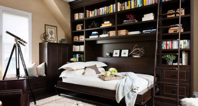 Wonderful Multipurpose Guest Room Upon Home Remodeling