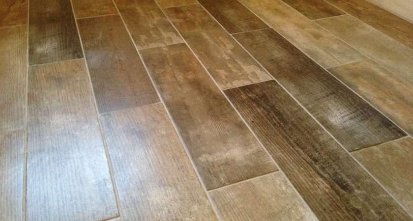 Wood Effect Tiles More Practical Than Flooring Its