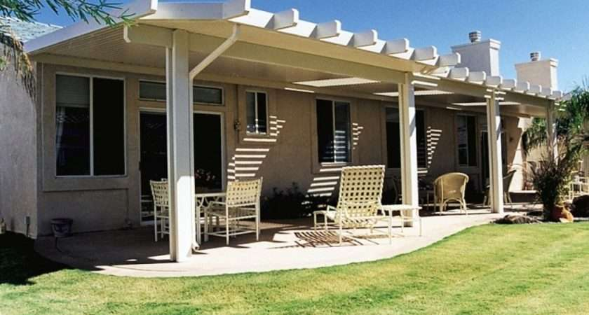 Wood Patio Cover Ideas