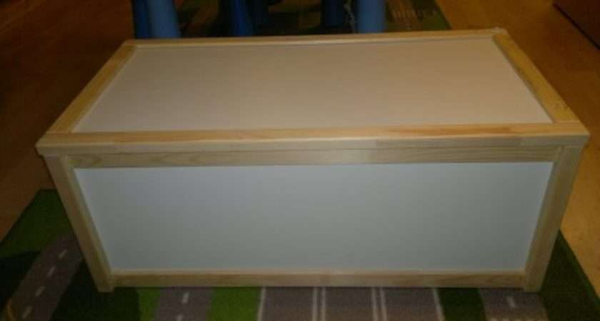 Wood Toy Chest Ikea Boatshed Plans