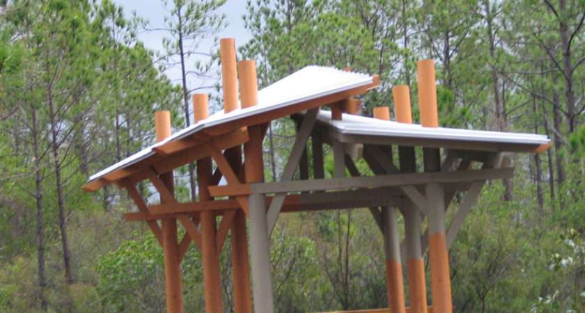 Wood Trellis Timber Custom