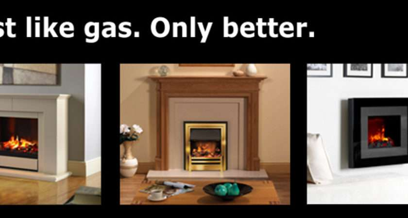 Worlds Most Realistic Looking Flame Effect Electric Fires