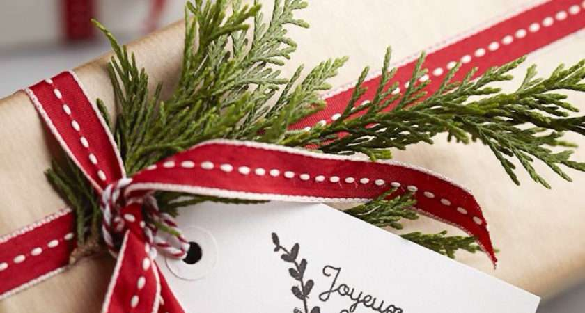 Wrap Holiday Gift Wrapping Ideas Spiffy Company
