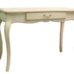 Writing Desk White French Provincial Harvesttreasuresinc