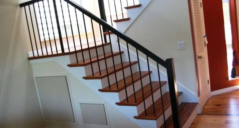 Wrought Iron Stair Railing New Home Design