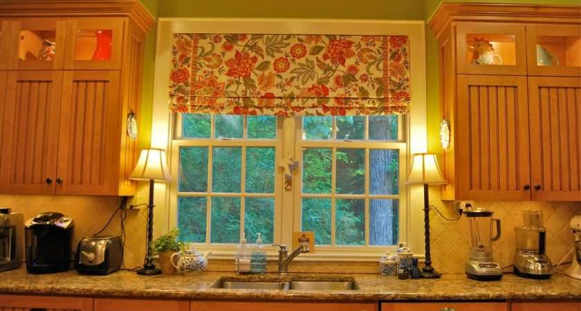 Years Ago Created Method Making Sew Faux Roman Shades