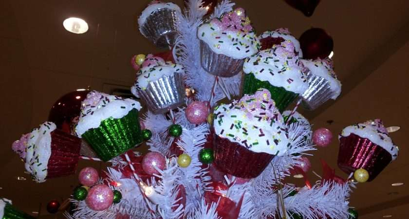 Years Christmas Tree Theme Has Revolved Around Sweets Have