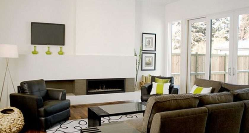 Yellow Red Living Room Color Schemes Home Interior Design