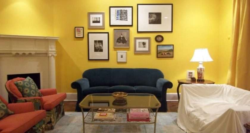 Yellow Wall Paint Decorating Ideas Decorate Your