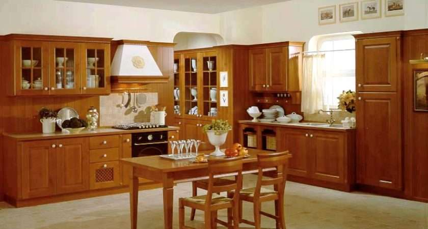 Your Kitchen Following Few Choices Wood Kitchens