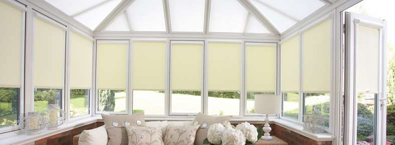 Your Windows Conservatory Blinds Made Measure