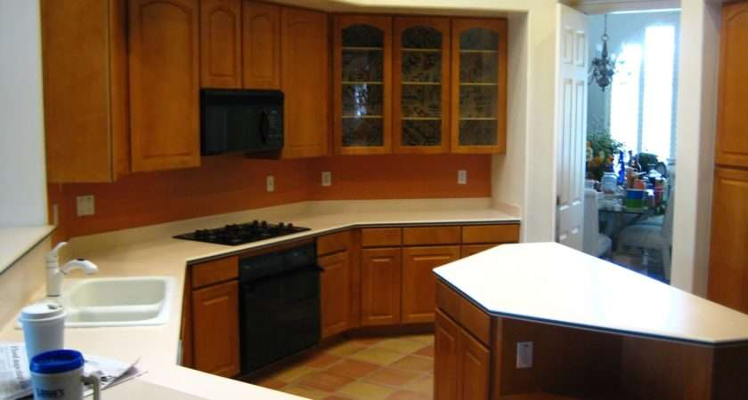 Yourself Diy Kitchen Remodel Budget Home